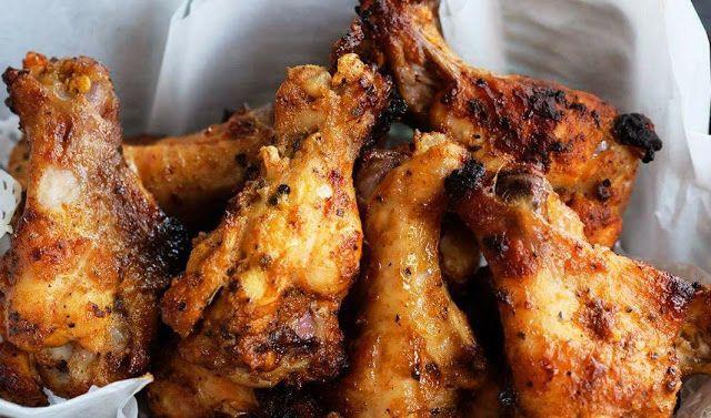 Chicken Drumsticks with Savory Glaze   Recipe   Chicken