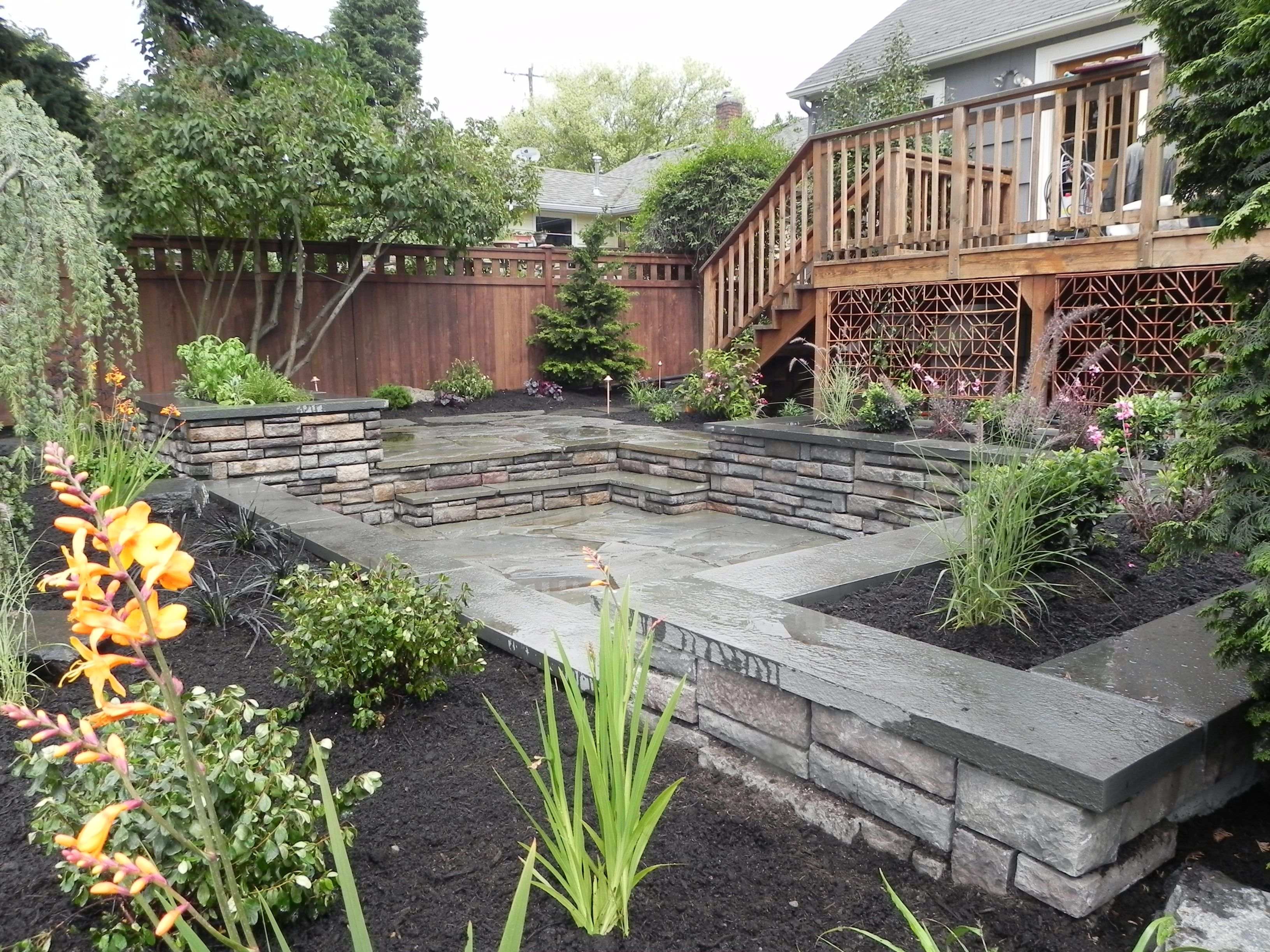 Good Landscaping Design · Backyard Landscaping   Google Search