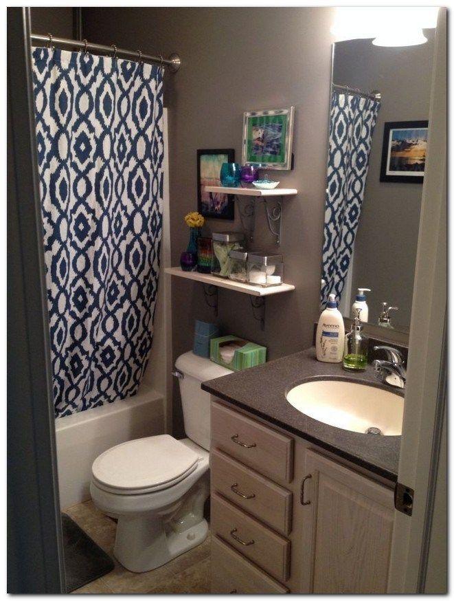 50 Small Apartment Bathroom Decor Ideas 16 Bathroom Decor