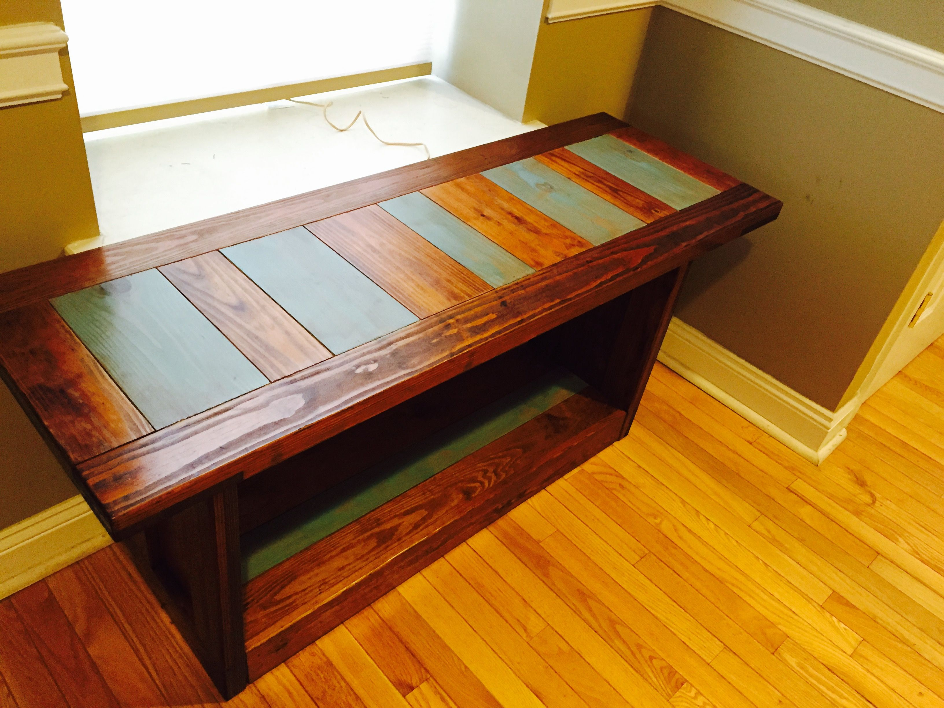this end up furniture Refinished