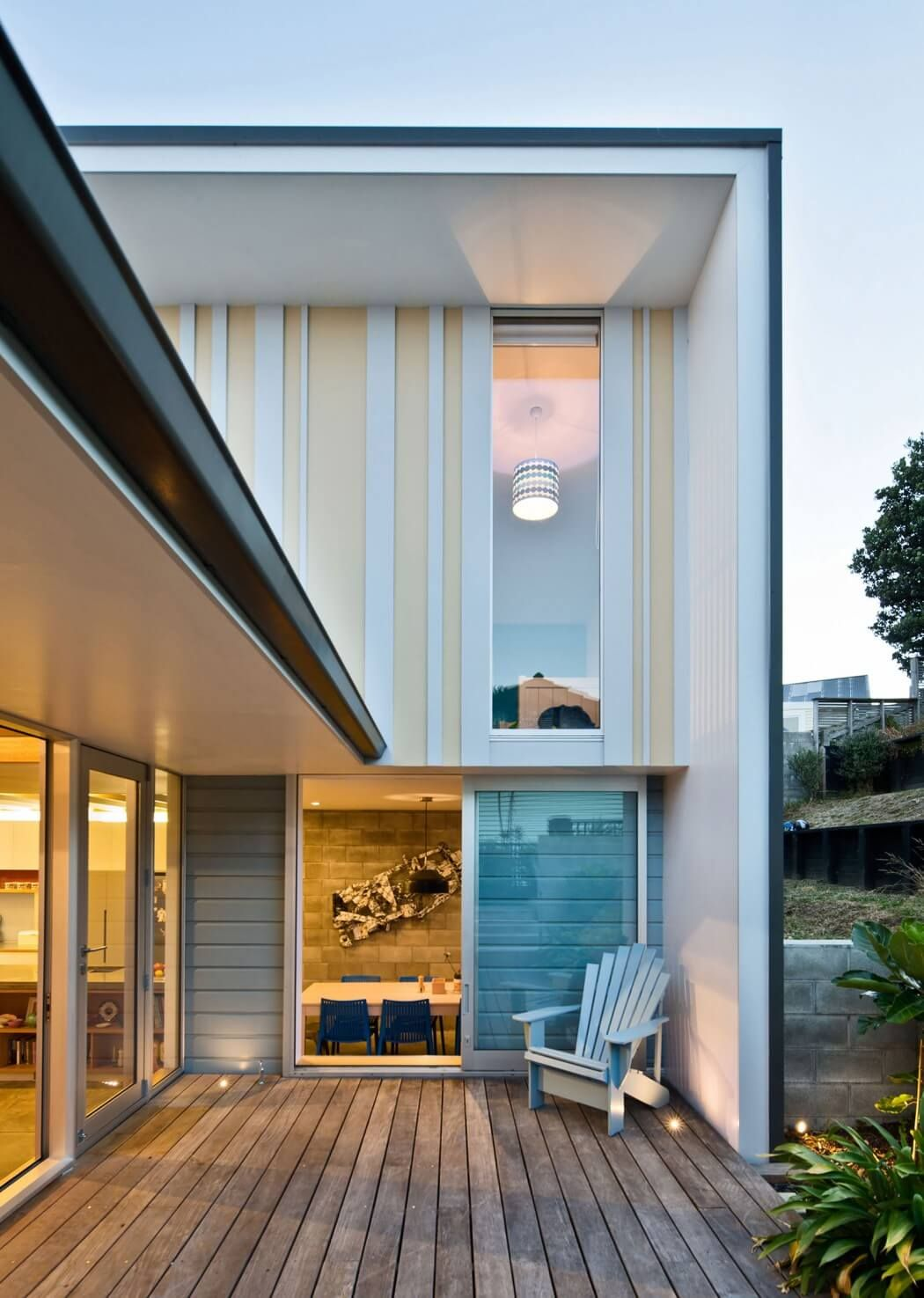 Matai House By Parsonson Architects Architecture Pinterest - Fashionable-one-storey-house-by-parsonson-architects