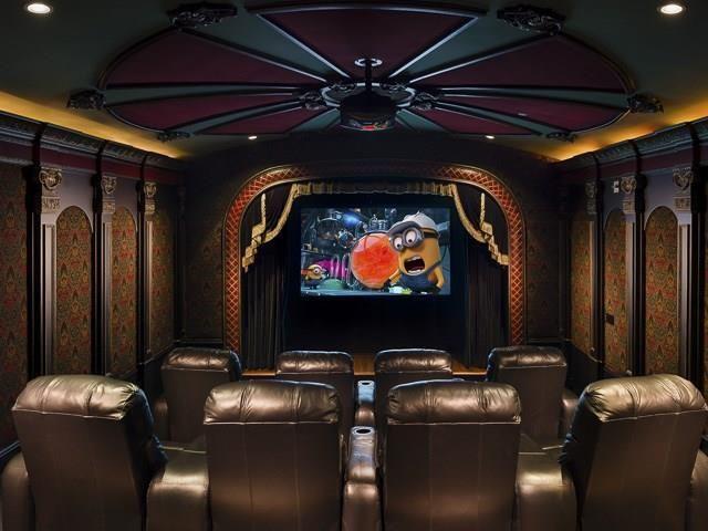 Home Theater :: Dallas, Texas