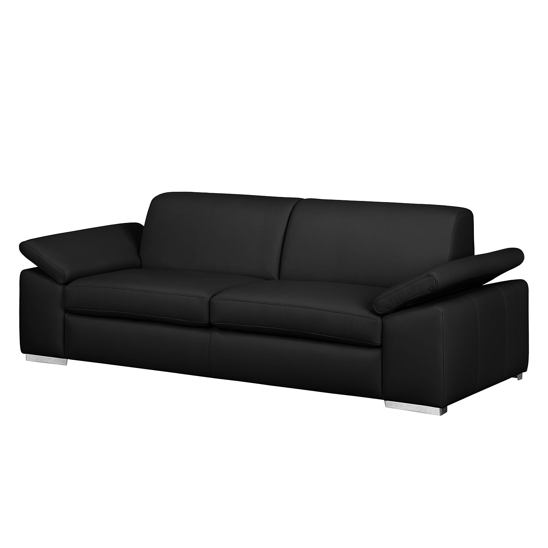 home24 Sofa Termon III (3-Sitzer) Echtleder in 2020 | Design ...