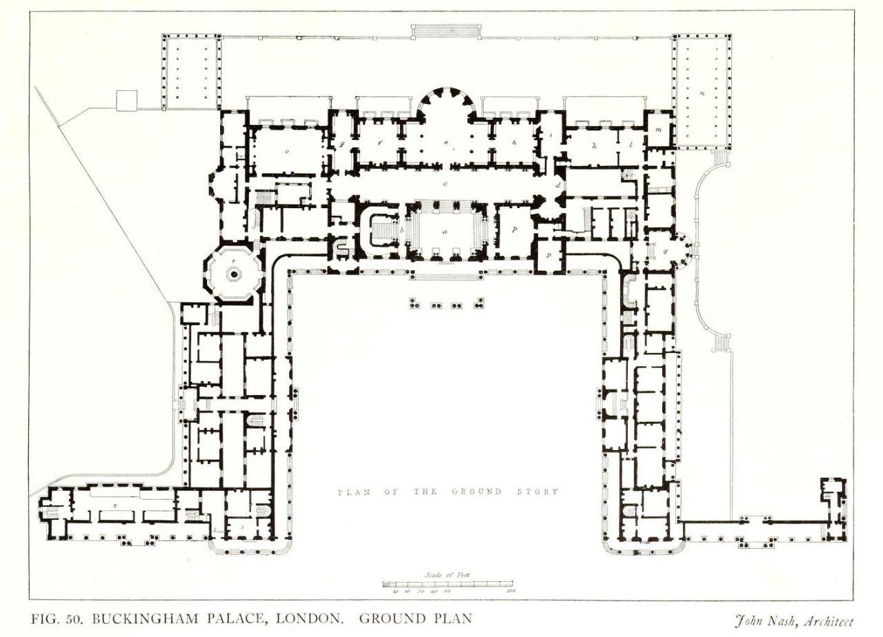 Buckingham palace floor plan carpet review for Palace plan