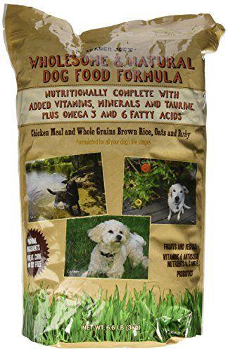 Trader Joes Wholesome Natural Dog Food Formula Find Out More