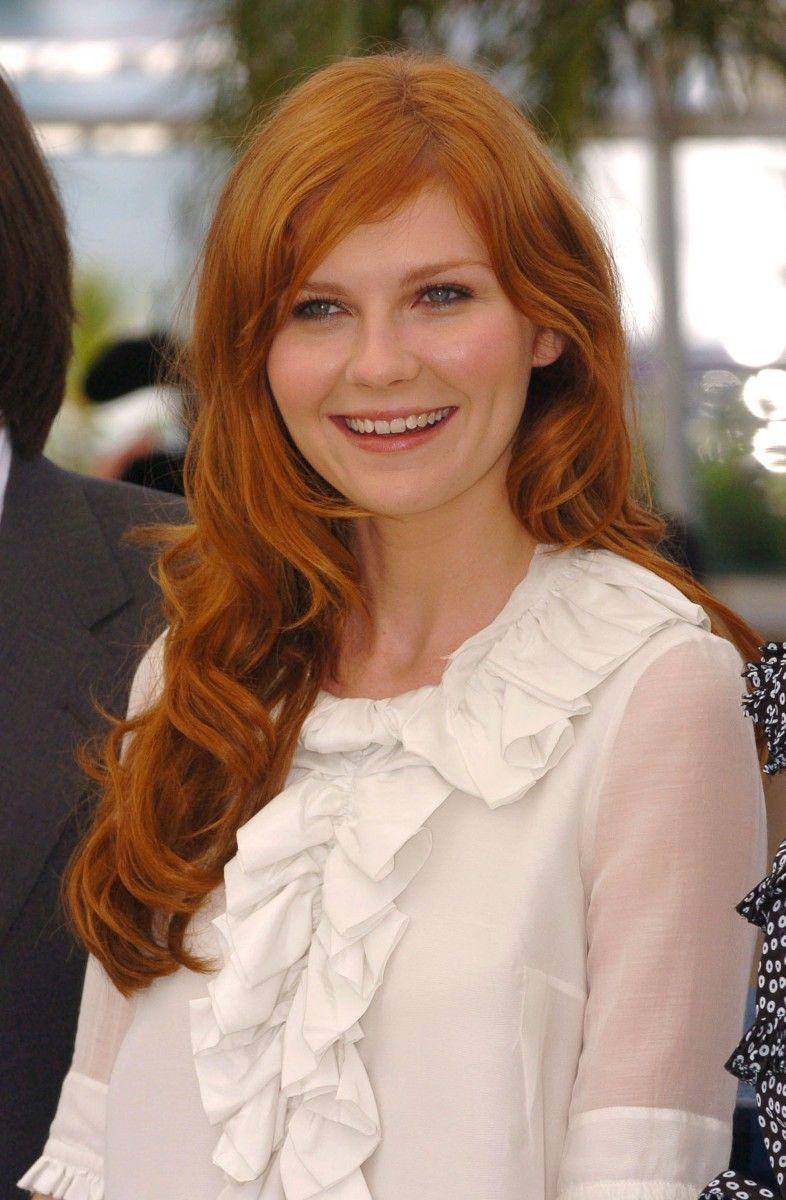 Kirsten Dunst Hair Hair Makeup Red Hair