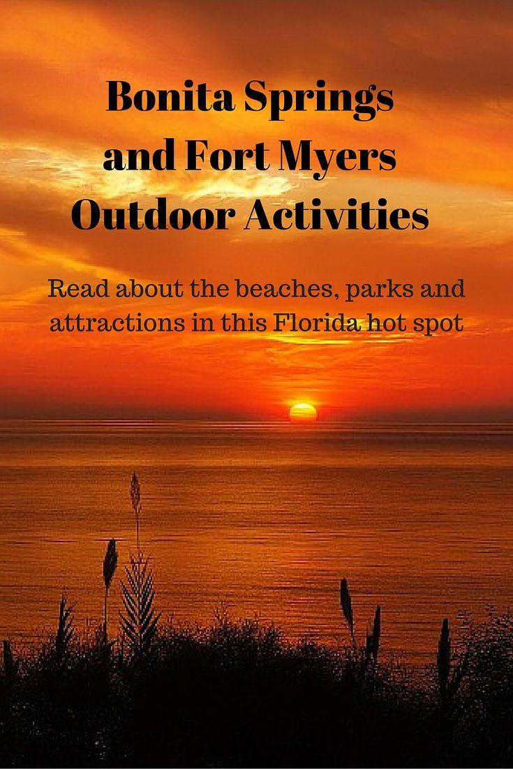 Bonita Springs Outdoor Activities: Beaches, Parks, Trails