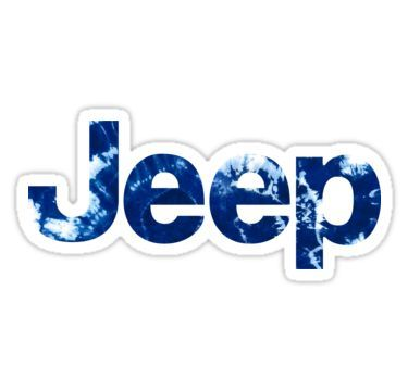 Jeep Logo Sticker Vsco