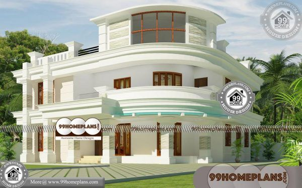 New home front elevation design plan of two storey house online also best images on pinterest rh