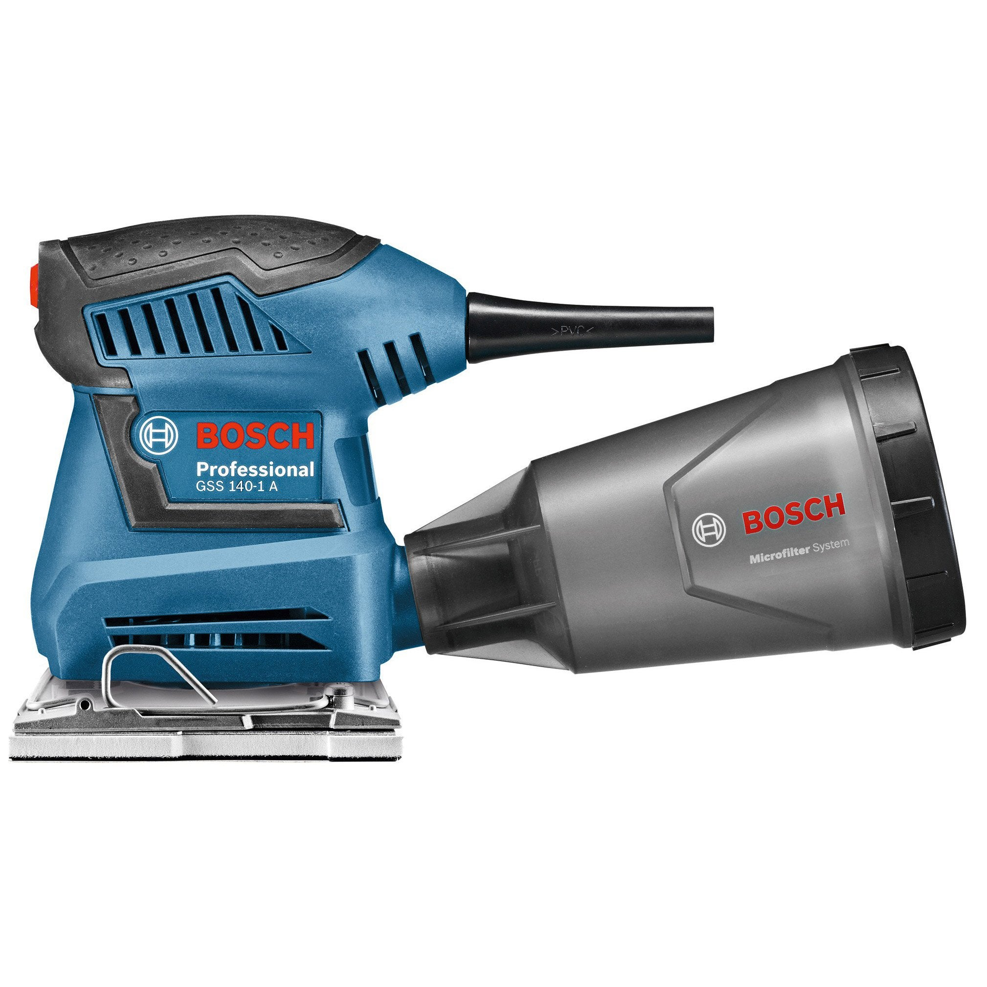 Ponceuse Vibrante Bosch Professional Gss140 1a 180w