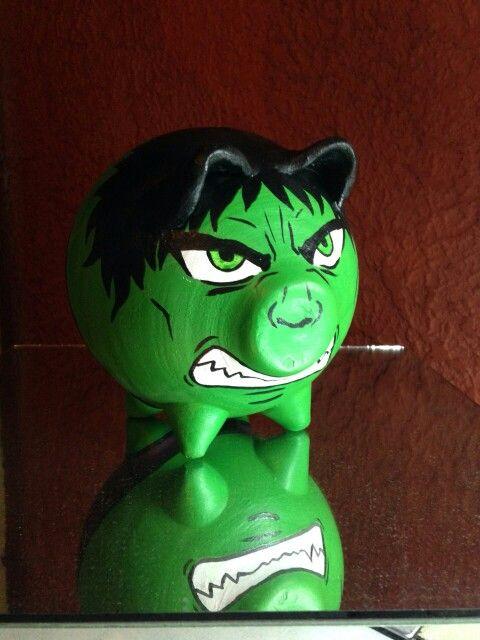 El poderoso Hulk