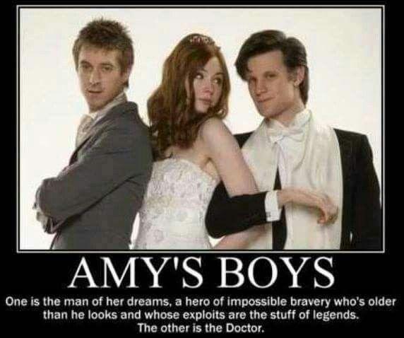 Amy's boys