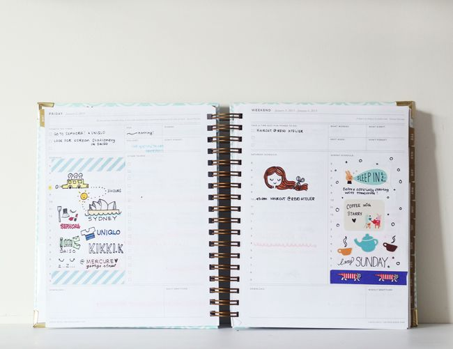 The Day Designer - Planners I am using in 2015 | DESIGN IS YAY!