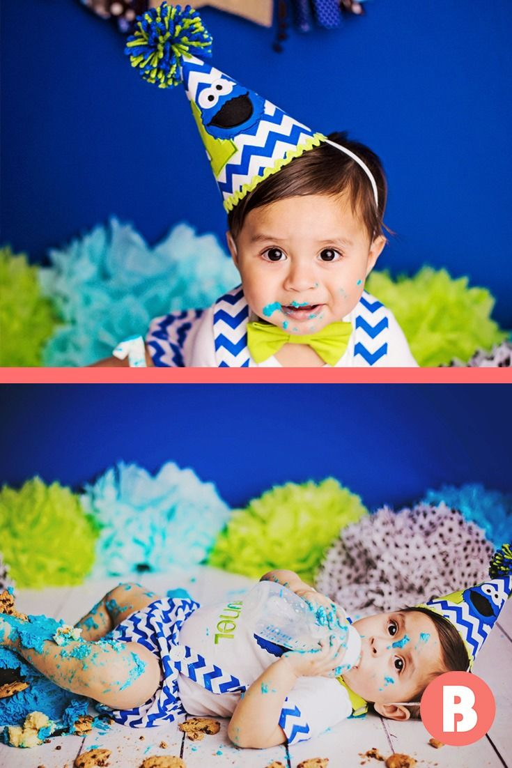 Get Seriously Adorable Cake Smash Photos With These Tips From a ...