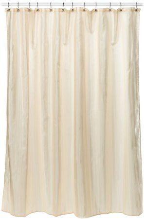 Amazon Com Croscill Fabric Shower Curtain Liner Linen Home