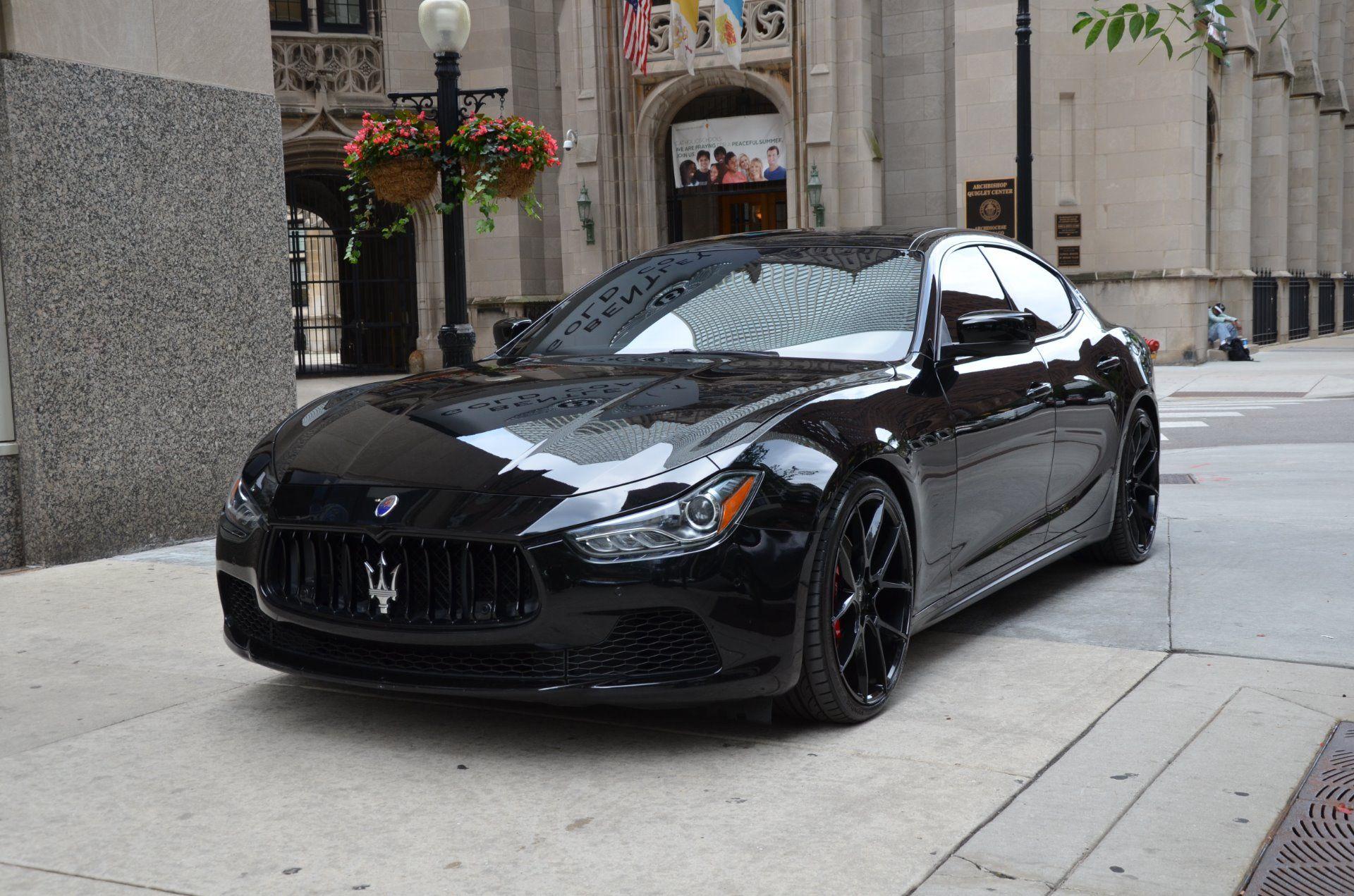 2015 Maserati Ghibli SQ4 S Q4 Stock GC2125A for sale near Chicago