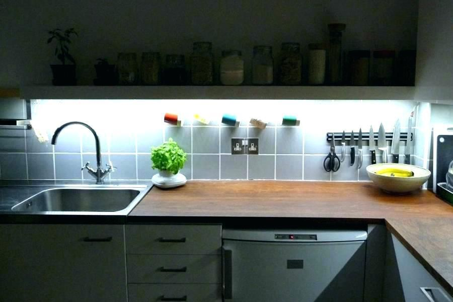 Kitchen Led Strip Lighting Kitchen Under Cabinet Lighting Light Kitchen Cabinets Kitchen Led Lighting