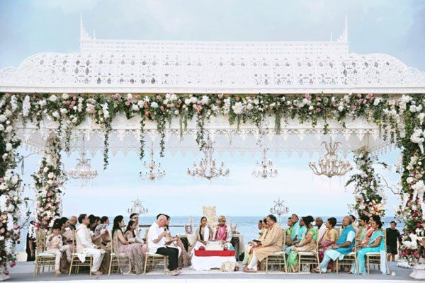 Indian Wedding Abroad International Destination Venues On A Budget In Bali Indonesia Axiom