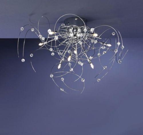 Design-Deckenleuchte-Lampe-Deckenstrahler-Leuchte-Deckenlampe - design deckenleuchten wohnzimmer