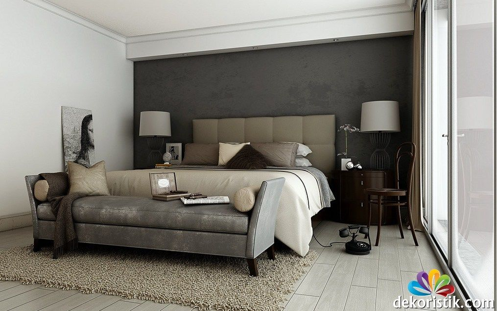 Schlafzimmer Teppich ~ Wohnzimmer streichen ideen braun schlafzimmer schlafzimmer ideen