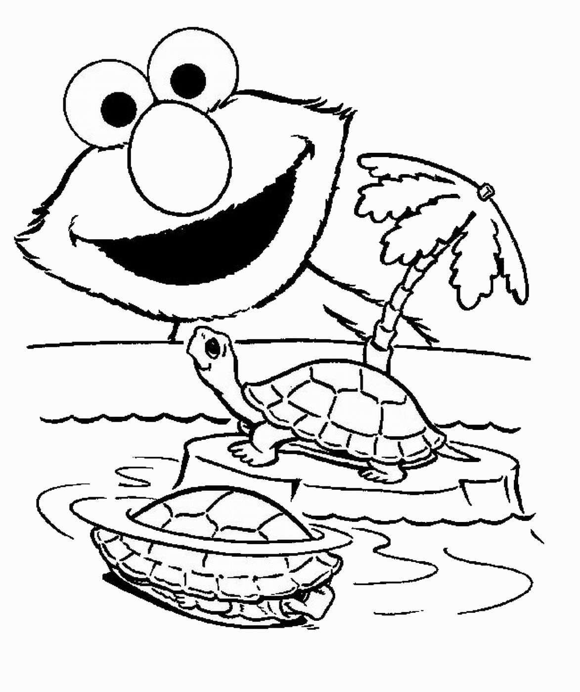 Exciting Elmo Coloring Pages As Well Print Pictures To Color At