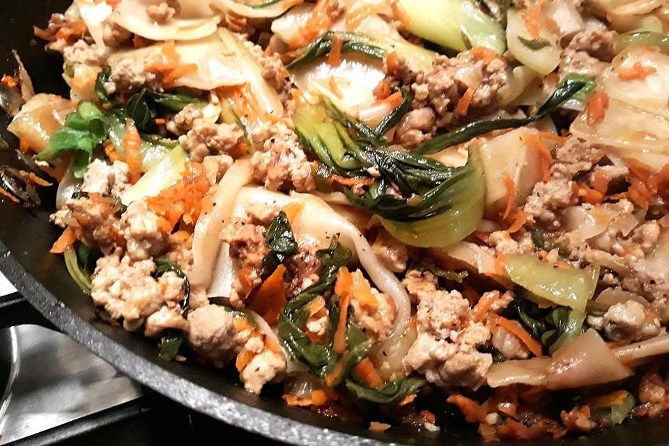 Broken Chinese Pork Dumplings Recipe: This Easy Recipe Turns Asian Dumplings Inside Out | Pork | 30Seconds Food