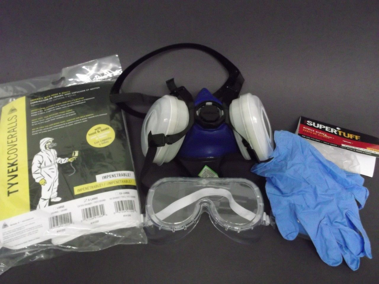 A Warehouse Full! Spray Foam Personal Protection Kit