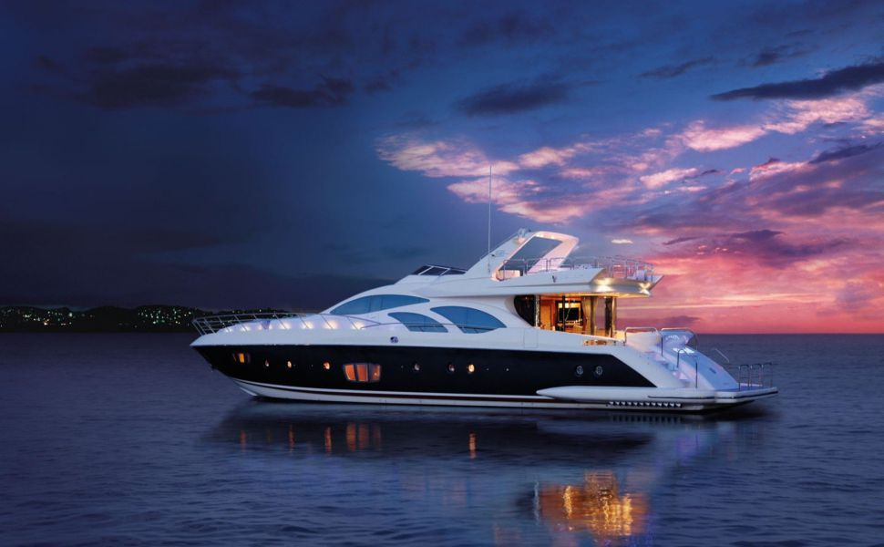 Yacht Hd Wallpaper Met Afbeeldingen Luxe Jachten Jachten