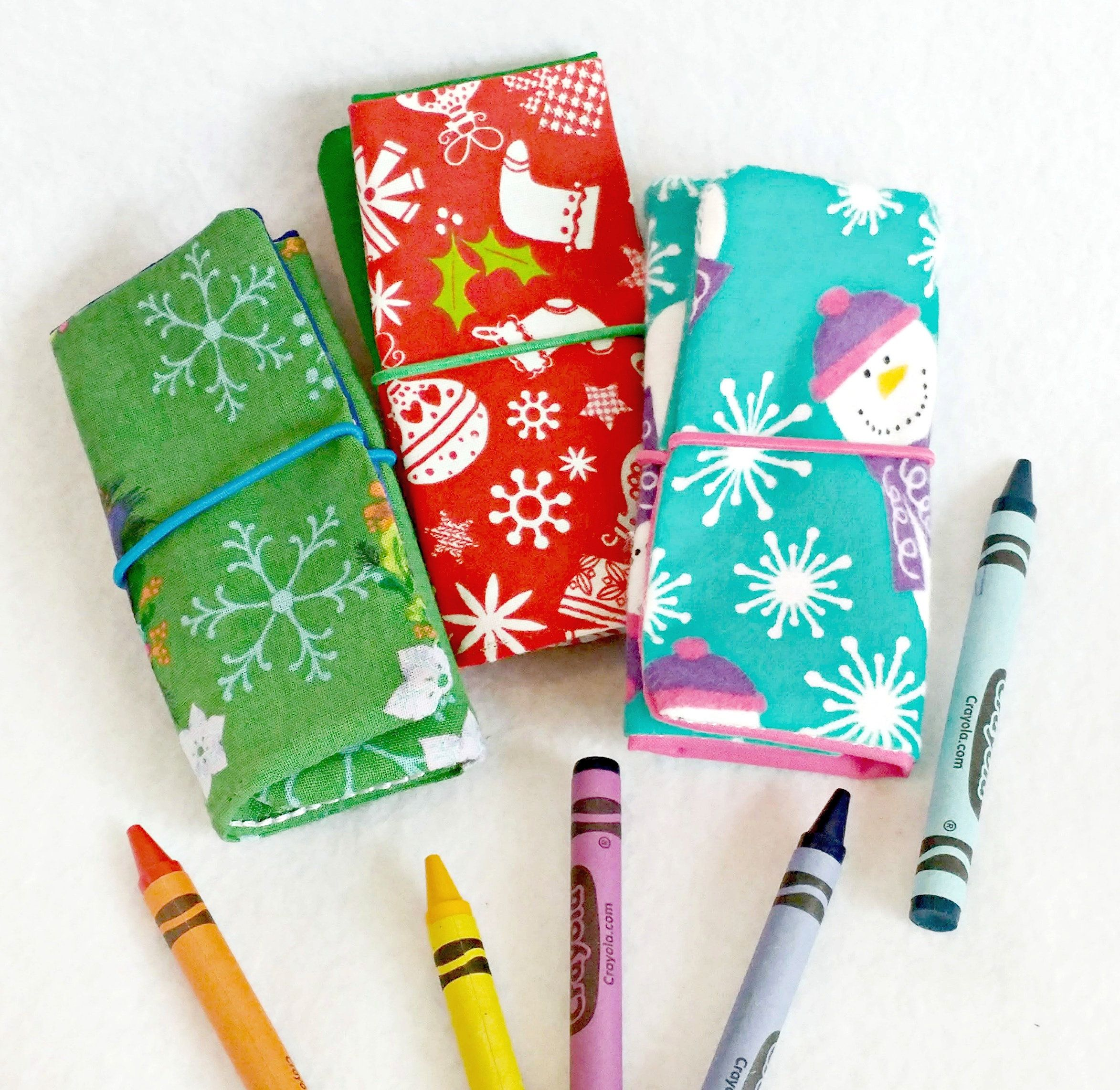 Kids Christmas Stocking Stuffer For Kids 8 Count Crayon