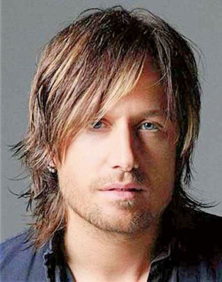 men hairstyleds - 12 Straight Hair is Popular Long ...