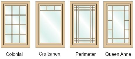 queen anne windows - Google Search | You Can't Take it With You