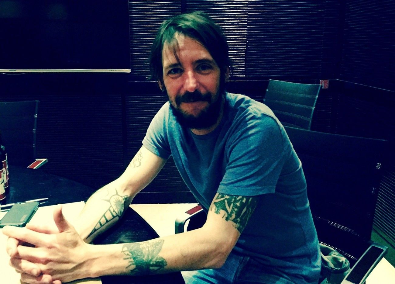 Interview with the leader if band of horses ben bridwell about interview with the leader if band of horses ben bridwell about composition hip hop hexwebz Choice Image