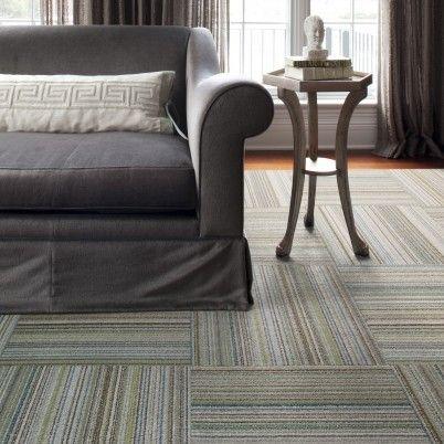 Buy Fall In Line Jade Carpet Tile By Flor Carpet Tiles Rug Options Contemporary Carpet
