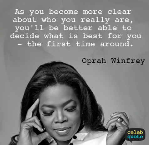 Everyday Power   17 Oprah Winfrey Quotes About Success, Self Esteem And  Self Love  . Inspirational ...