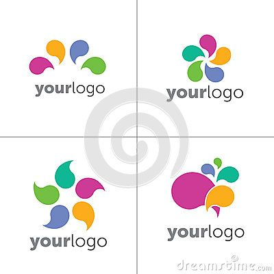 Contemporary Logo Forms