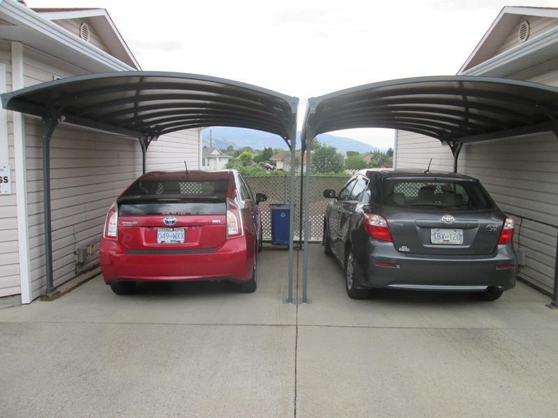 Palram Vitoria 10 X 16 Steel Carport Grey Bronze Walmart Com Polycarbonate Roof Panels Steel Carports Carport