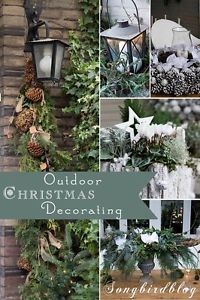 Outdoor Christmas Decorating | eBay