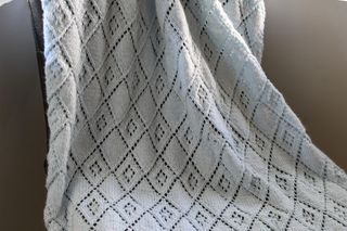 Ravelry: Dreamy Wrap Baby Afghan pattern by Melissa Leapman