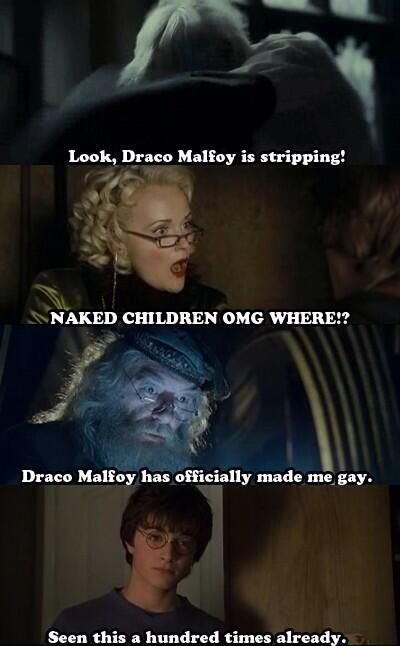 Pin On Drarry Aka Harry X Draco