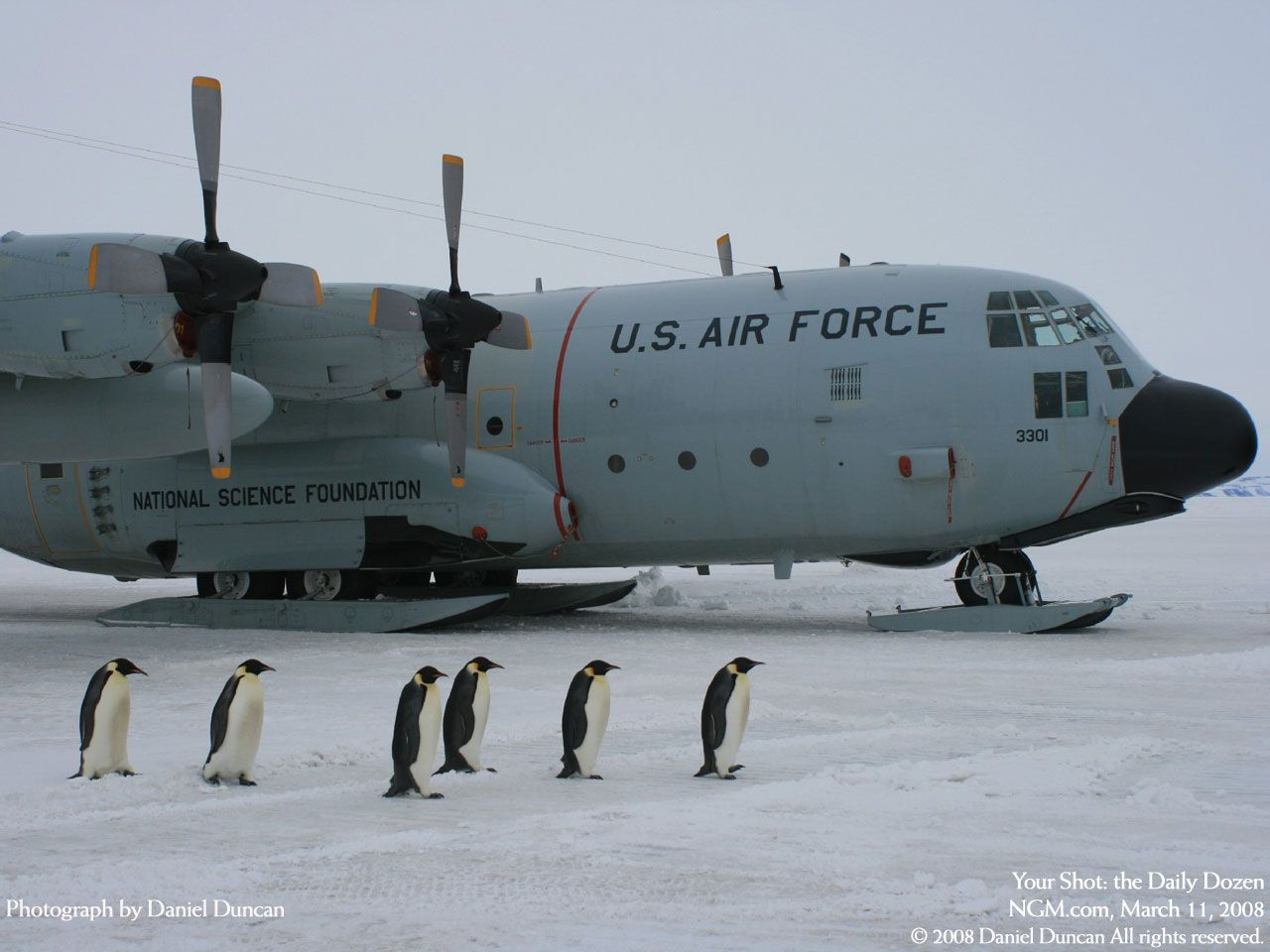 C 130 coloring pages - Mcmurdo Station Antarctica Photo By Daniel Duncan
