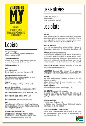 MY FOOD 22 Rue Robespierre, Montreuil 01 48 57 99 68