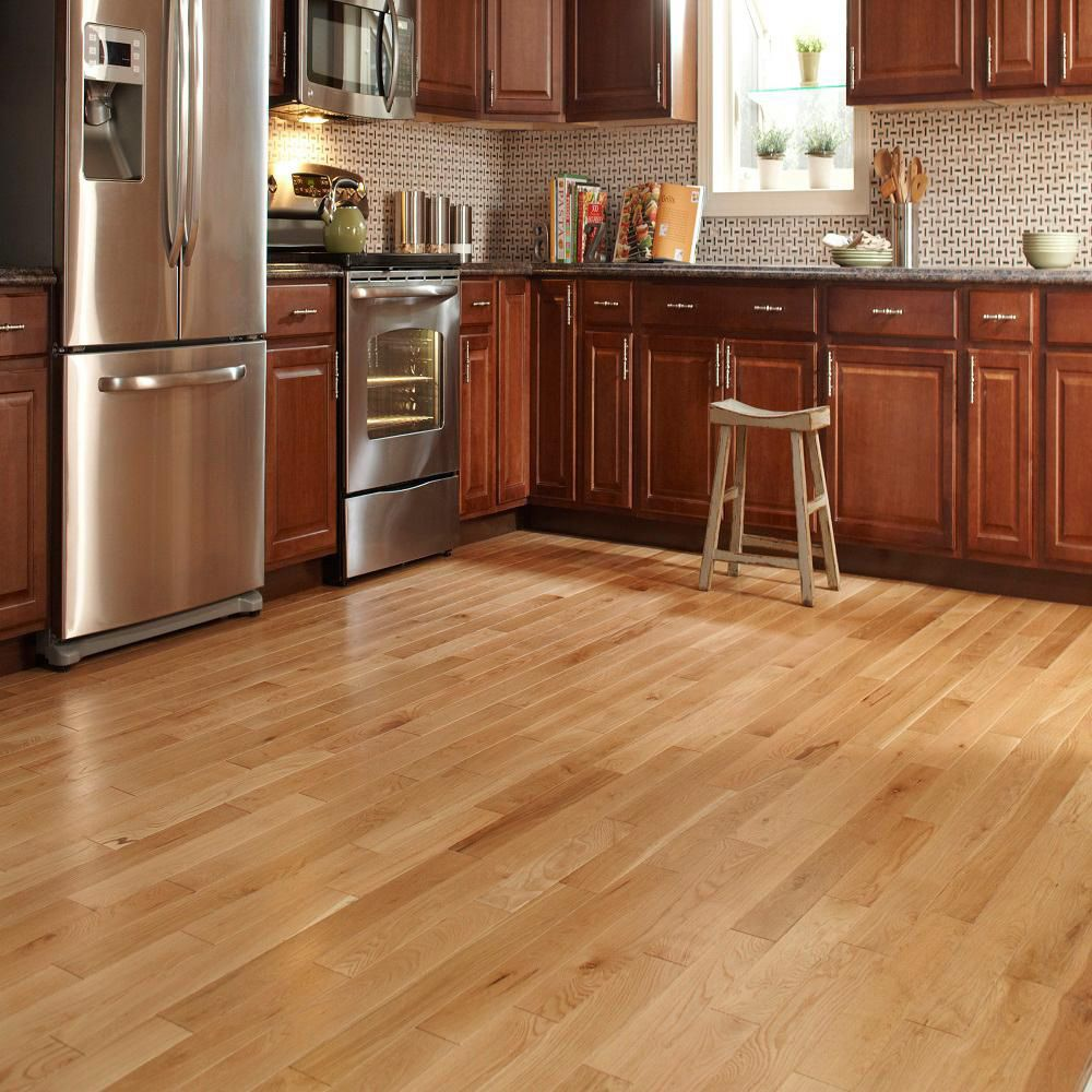 Hardwood flooring installation doesn't have to be a