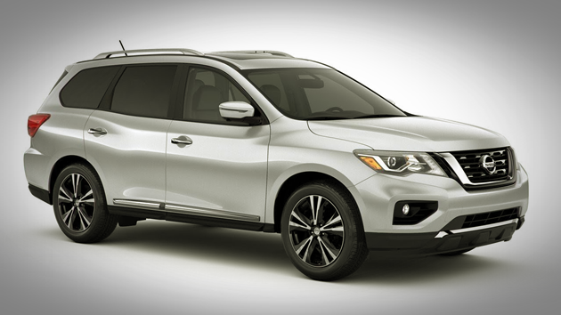 Nissan Pathfinder 2020 Review.2020 Nissan Pathfinder Rumors Nissan Pathfinder Nissan