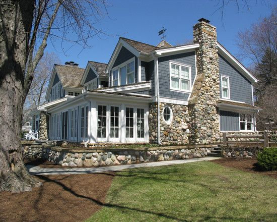 Sensational Lake Cottage Exterior Paint Colors Our Fieldstone Good Download Free Architecture Designs Ferenbritishbridgeorg
