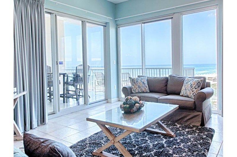 Enjoy Spectacular Sunsets From Crescent Condominiums 0405 An Upgraded 2 Bedroom Beachfront Condo In Destin Florida Condo Rentals Florida Condos Miramar Beach