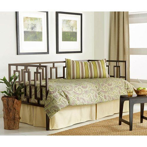 Miami Daybed Plus Trundle 46900 Has That Chic Look Of The West