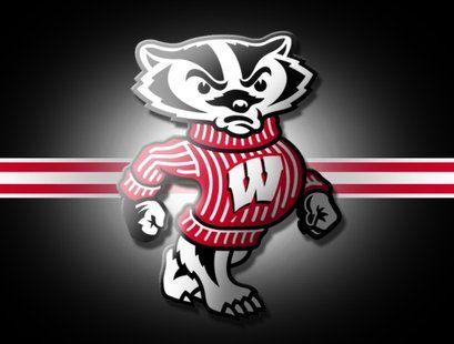 Bucky Wisconsin Badgers Wisconsin Badgers Logo Wisconsin Badgers Football
