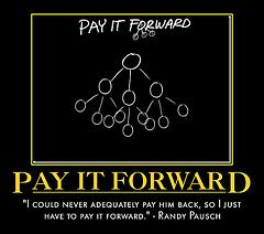 Pay It Forward Quotes Pay It Forward Quotes  Pay It Forward Business Model  Random Acts .