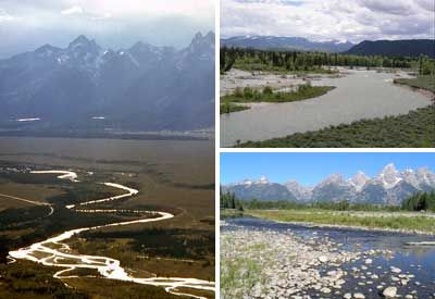 Snake River & Grand Tetons in Idaho & Wyoming