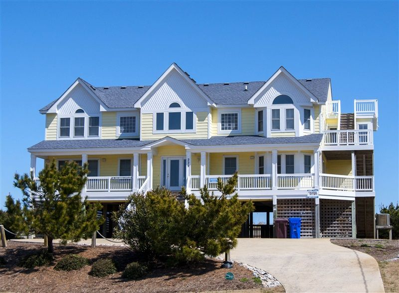 THE BIRDIE 254 l Southern Shores NC Outer Banks Vacation Rental